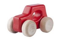 Samochodzik Mini-UK Czerwony