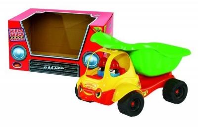 Samochód Bączek/Tupiko Bączek z ludzikami w pudełku (PWBL 1172)