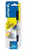 Marker CD/DVD czarny PILOT