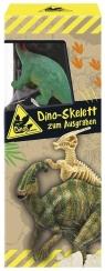 Dino wykopaliska z figurką