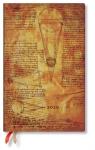 Kalendarz 2020 książkowy Maxi Vertical Leonardo Sun & Moonlight 12m
