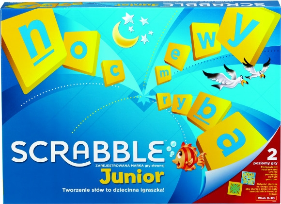 Scrabble Junior (Y9735)