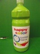 Farba Tempera premium 1000 ml - jasnozielony