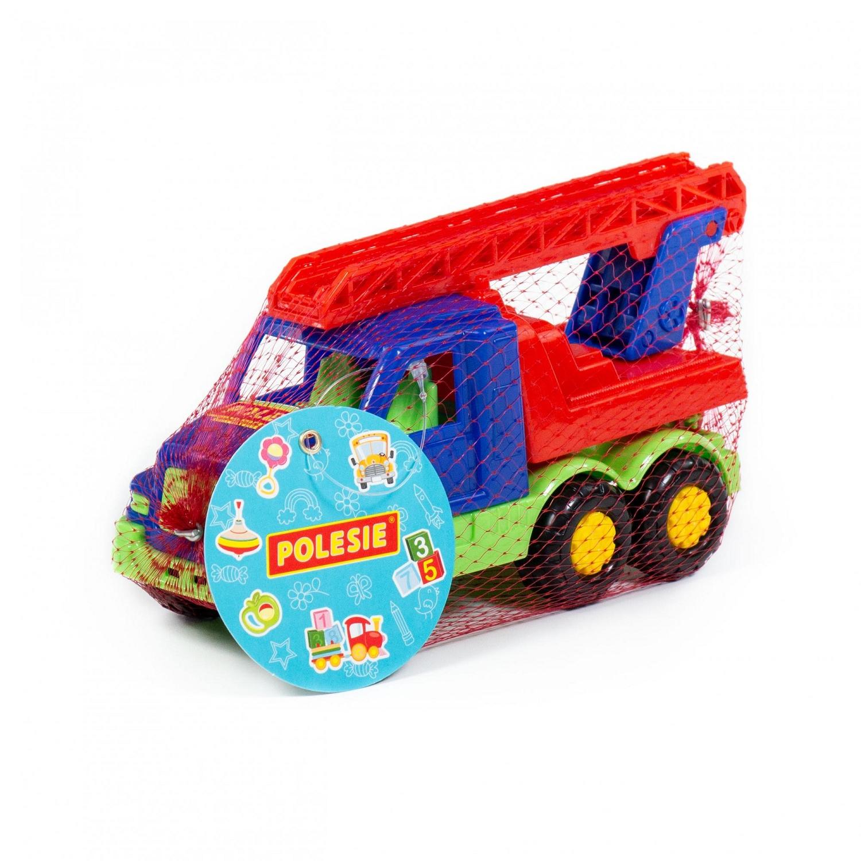 Maxik samochód straż-pożarna MIX (35172)
