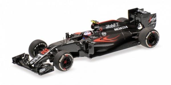 McLaren Honda MP4-31 #22 Jenson Button 2016 (530164322)