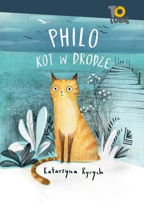 Philo kot w drodze Ryrych Katarzyna