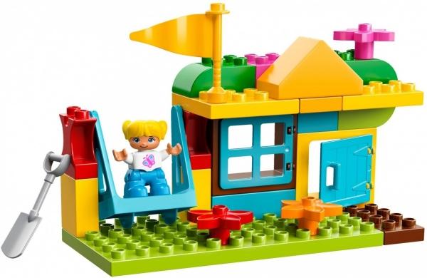 Lego Duplo: Duży plac zabaw (10864)