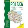 Atlas Samochodowy Polski 1:200 Atlas drogowy