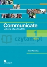 Communicate 1 Coursebook Kate Pickering