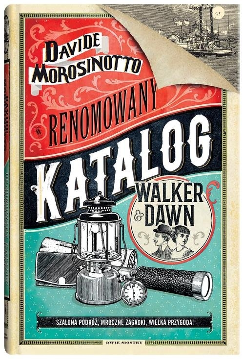Renomowany katalog Walker&Dawn Morosinotto Davide
