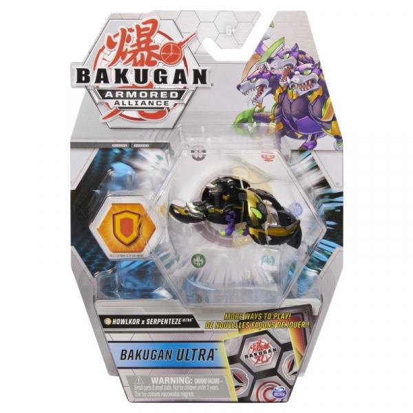 Figurka Bakugan delux Aromred Alliance Howlkor Serpentez (6055885/20124618)