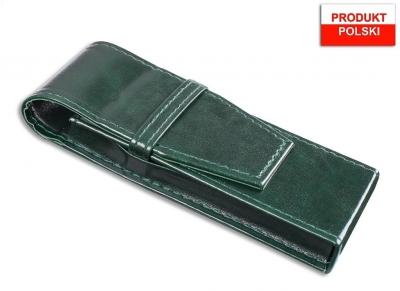 Etui na długopisy WAR-1017 - Zielony