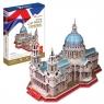 Puzzle 3D Katedra św. Pawła Zestaw XL
