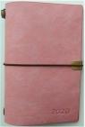 Kalendarz luksusowy DIL różowy