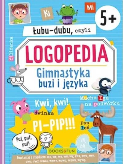 Łibu-dubu, czyli Logoperia 5+ praca zbiorowa