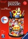 Puzzle 3D 54: Przybornik Emoji Wiek: 7+