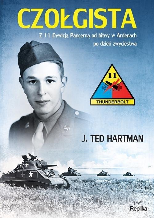 Czołgista Hartman J. Ted