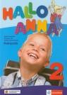 Hallo Anna 2 Język niemiecki Podręcznik z płytą CD