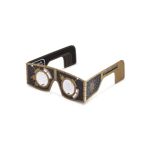Owadzie okulary zwielokrotniające obraz do samodzielnego złożenia