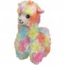 Beanie Babies kolorowa lama Lola 15cm (41217)