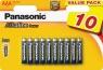 Bateria Panasonic lr03 AAA