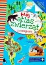 Mój atlas zwierząt z naklejkami