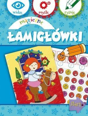 Magiczne łamigłówki Anna Wiśniewska