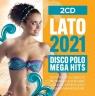 Lato 2021 - Disco Polo Mega Hits 2CD praca zbiorowa