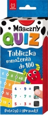 Magiczny quiz Tabliczka mnożenia do 100