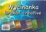 Zeszytypapierów kolorowych Cormoran A5 brokat creative