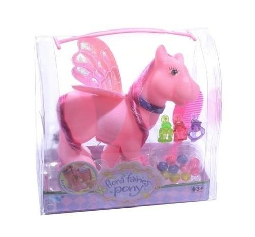 Flora Fairies Pony różowy