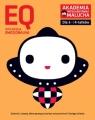 EQ Inteligencja emocjonalna dla 3-4 latków nowe zabawy z poradami psychologa. Książka z naklejkami.