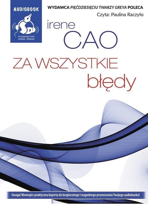 Za wszystkie błędy (audiobook) (Audiobook) Cao Irene