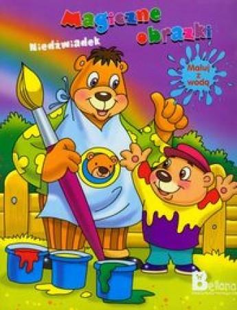 Magiczne obrazki Niedźwiadek