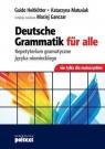 Deutsche Grammatik fur alle Repetytorium gramatyczne języka niemieckiego