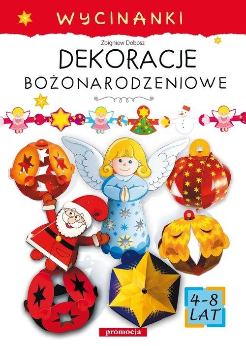 Dekoracje bożonarodzeniowe Wycinanki Dobosz Zbigniew