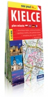 See you! in... Kielce - plan miasta 1:15 000