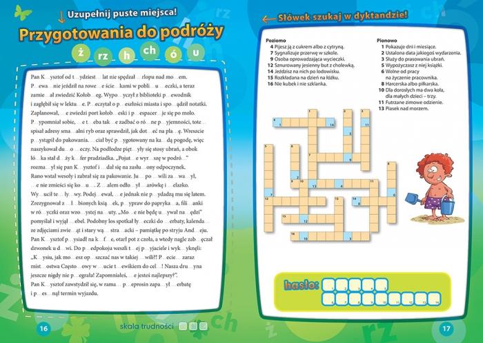 Dyktanda z humorem do klasy 5 Małgorzata Białek, Joanna Zawadzka