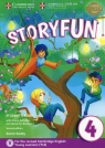 Storyfun for Movers 4 Student's Book with Online Activities and Home Fun Booklet 4