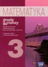 Prosto do matury 3 Matematyka Podręcznik Kształcenie ogólne w zakresie Antek Maciej, Belka Krzysztof, Grabowski Piotr