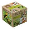 Ptaki. Puzzle 3 w 1