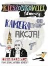 Gra Kieszonkowiec filmowy kamera akcja Dąbkowska Lena, Początek Anna, Szygalski Piotr