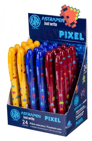 Pióro młodzieżowe Pixel (203120007)