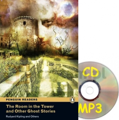 Pen. Room in the Tower and Other Ghost Stories Bk/MP3 CD (2) Rudyard Kipling