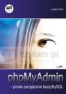 PhpMyAdmin - proste zarządzanie bazą MySQL
