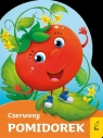 Czerwony pomidorek Wykrojnik opracowanie zbiorowe