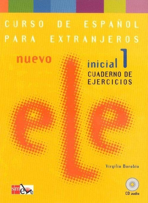 Nuevo Ele Inicial 1 Ćwiczenia + CD Borobio Virgilo