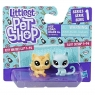 Littlest Pet Shop Dwupak, Kitty & Fluffy
