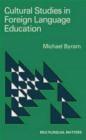 Cultural Studies in Foreign Language Education Michael Byram,  Byram