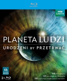 Planeta ludzi (2 Blu-ray)